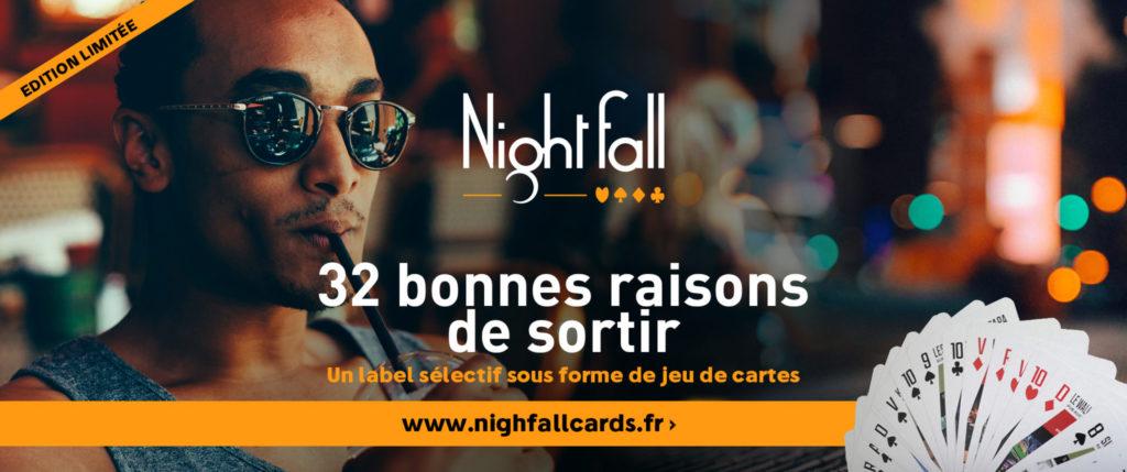 Nightfall 32 bonnes raisons de sortir