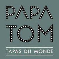 logo papa tom