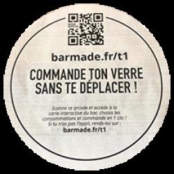 sticker Barmade